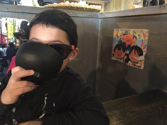 Fuji Market: My son love the seaweed and teriyaki chicken