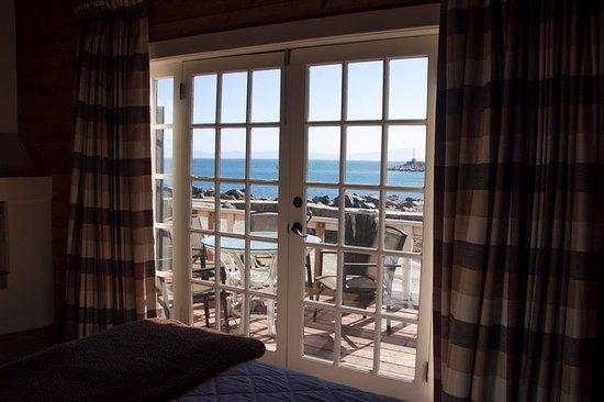 Quintas Papagayo: Ocean front cabin view