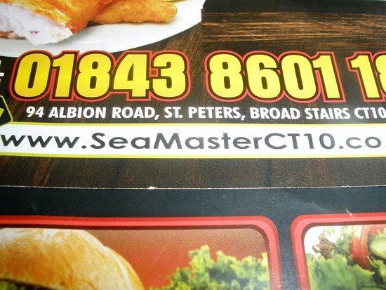 sea master fish chips turkish kebabs available