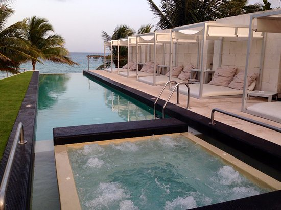 Infinity Pool Picture Of Blue Diamond Luxury Boutique Hotel Playa