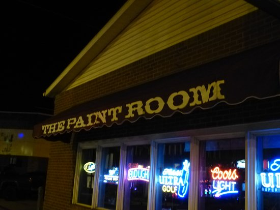 South Connellsville, PA: The Paint Room in Connellsville, PA