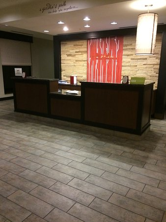 Denison, TX: ESSENCE OF A SPA AT RECEPTION