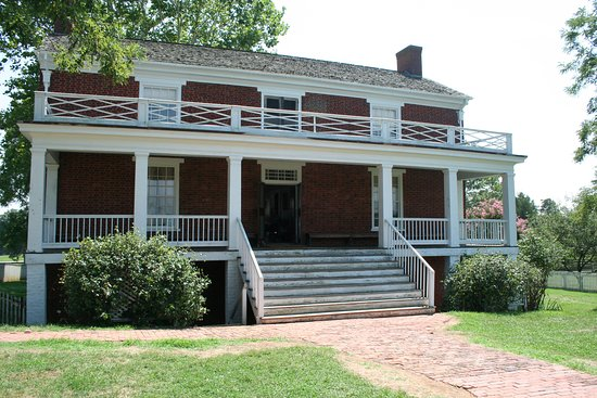 Appomattox, VA: history speaks as you tour the grounds