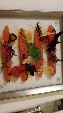 Hotel La Villa Romaine : Salmon