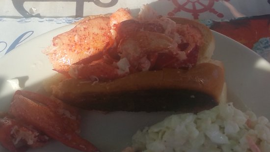 Ridgeland, SC: Lobster Roll