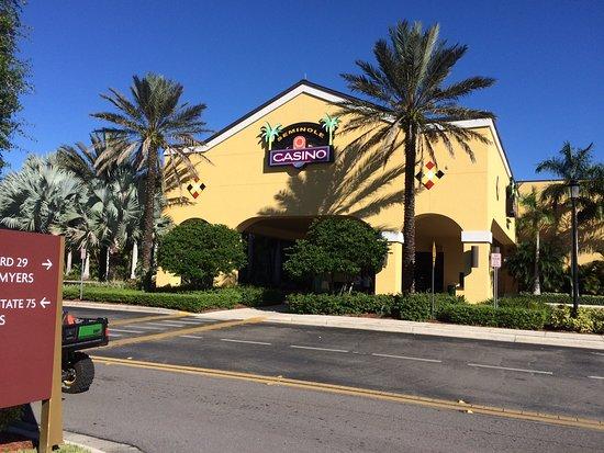 Seminole florida casino grosvner casino