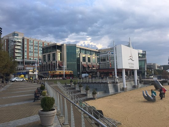 Oxon Hill, MD: Waterfront at National Harbour