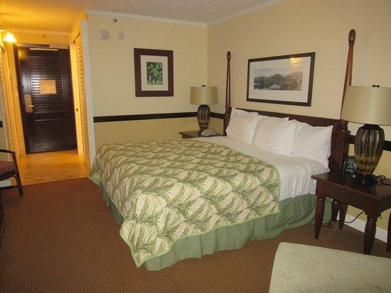Aqua Kauai Beach Resort Ocean View Room