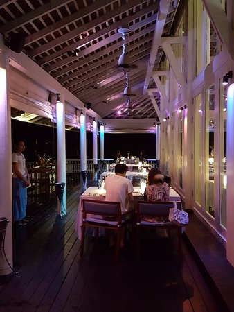 Anantara Mai Khao Et Villas The Sea Salt And Fire Seafood Restaurant