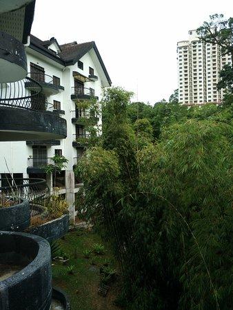 Genting View Resort: Neighbours