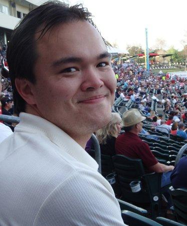 West Sacramento, Kalifornien: Baseball fan
