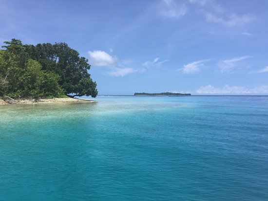 Honiara, Ilhas Salomão: Exploring with Coral Sea 1