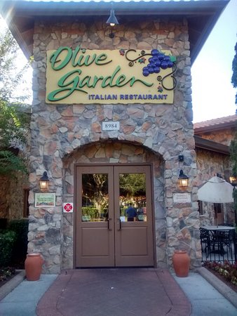 Olive Garden Picture Of Olive Garden Orlando Tripadvisor