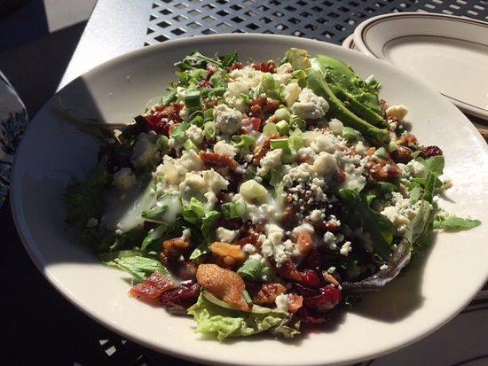 Chaska, MN: Bourbon Cranberry Salad