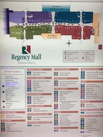 photo4 Picture of Regency Mall Racine TripAdvisor