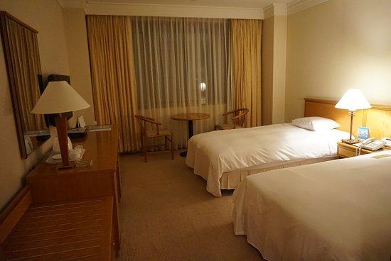 Jeju KAL Hotel: Hotel room