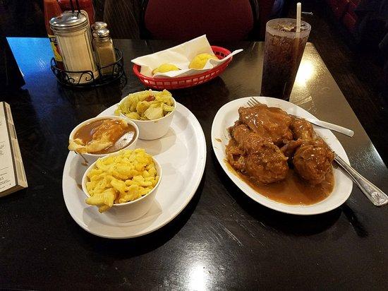 Mama Soul Food Restaurant Los Angeles Ca