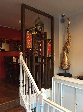 Thai Restaurant Wellington Road Stockport