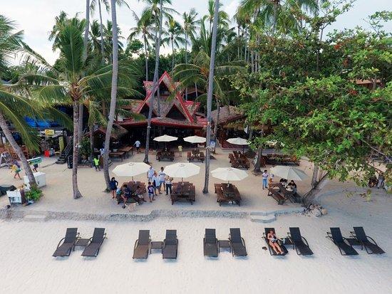 Beach Front Pyramid Resort