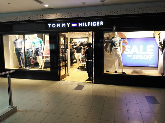 ef4053292 Tommy Hilfiger Store - Picture of GVK One Mall, Hyderabad - TripAdvisor