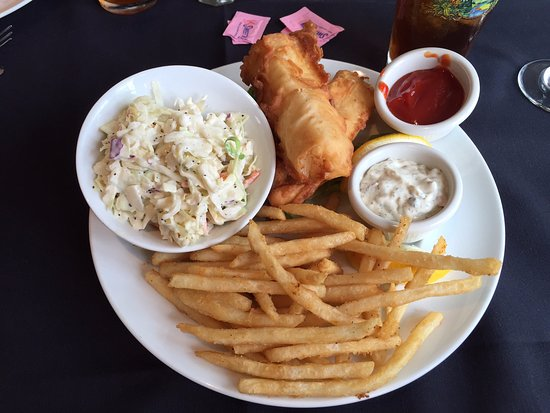 Anderson, CA: Fish and Chips
