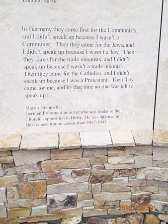 Idaho Anne Frank Human Rights Memorial: Many Quotes and References throughout the site