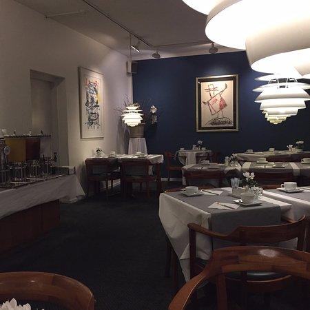 Hotel Christian IV: Breakfast room