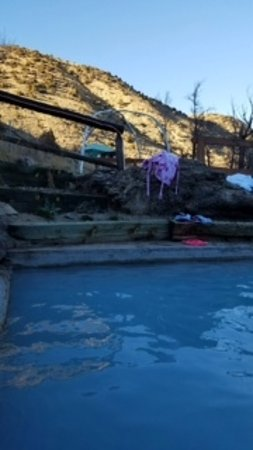 Foto de Hot Sulphur Springs