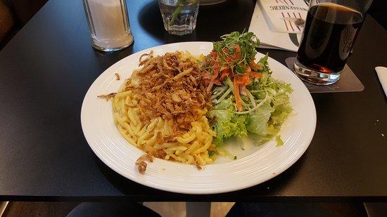 leckeres vegetarisches essen in tollem innenhof wessenberg cafe konstanz reisebewertungen tripadvisor