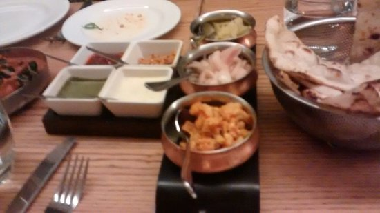 mirchi and mime resto with food for stomach n thought