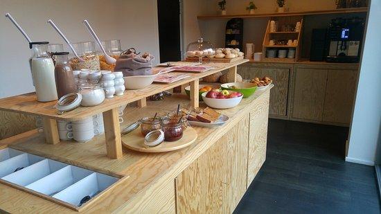 Hotel O Ieper - Grote Markt: The breakfast