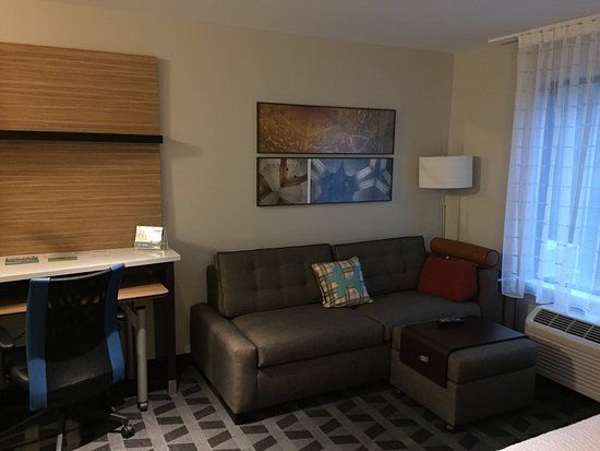 ‪TownePlace Suites Pittsburgh Airport Robinson Township‬