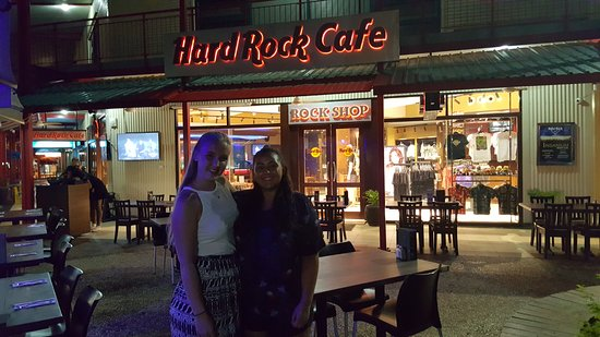 Hard Rock Cafe Auckland New Zealand