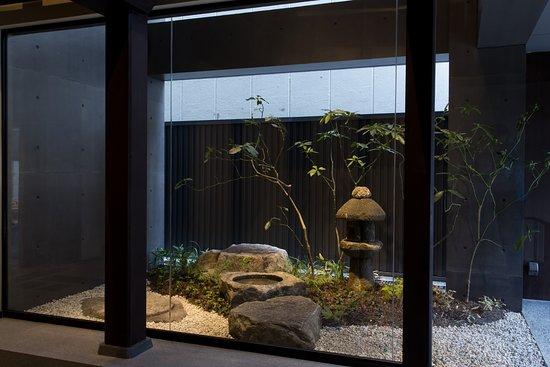 Garden Picture Of Mitsui Garden Hotel Kyoto Shinmachi Bettei Kyoto Tripadvisor