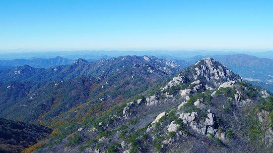 Songnisan National Park
