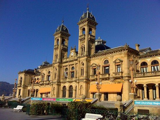 Ayuntamiento de San Sebastian