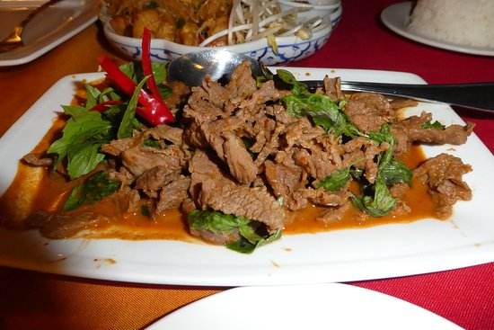 khmer surin red beef curry