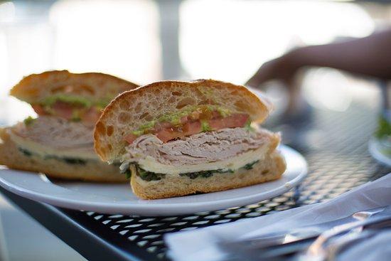St James Cheese Company: Hook's Sandwich