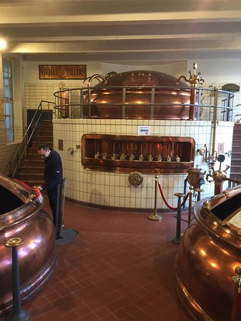 East Flanders Province, Belgia: Huyghe Brewery