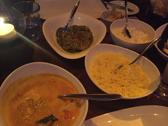 taj exotica resort spa great food at 24 degrees restaurant