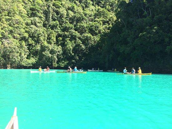 Sohoton Lagoon: Лагуна