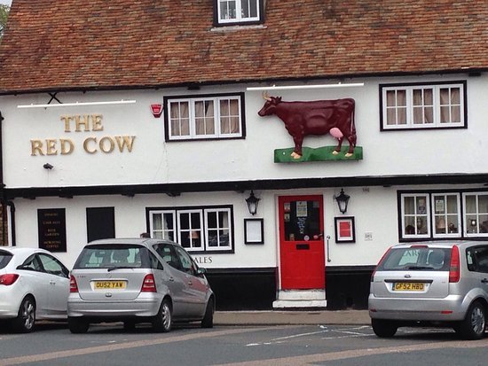 The Red Cow Pub