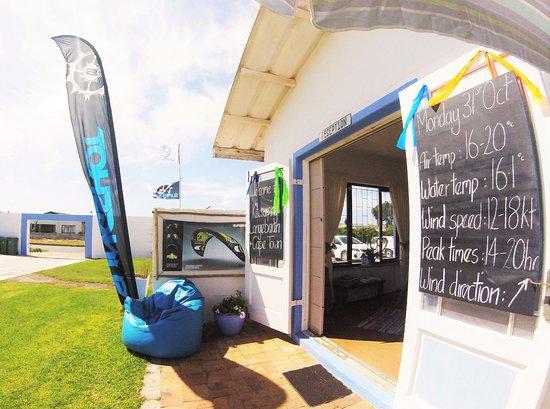 Kitesurfing Langebaan & Cape Town