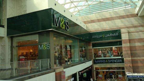 Festival city picture of dubai festival city mall dubai for Adresse mark and spencer paris