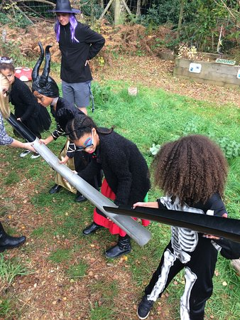 Halloween Trail Clue Activity Picture Of Avon Tyrrell Outdoor
