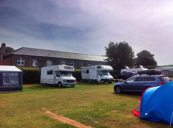 Exmouth Country Lodge & Prattshayes Campsite