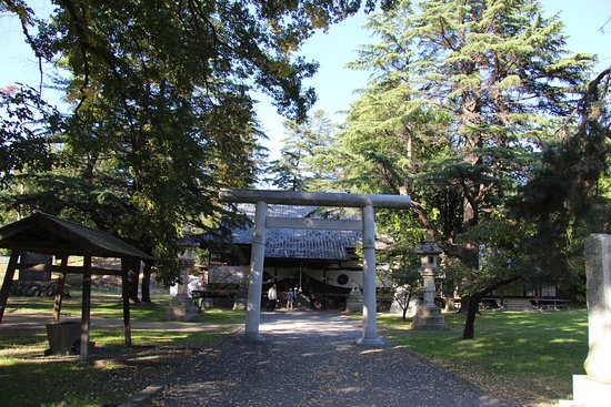 ‪Ueda Shokonsha Shrine‬