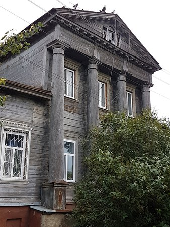 Tverdov's House