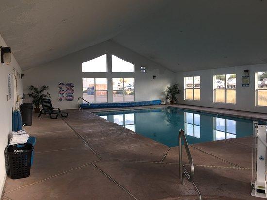 Beaver, UT: Indoor pool