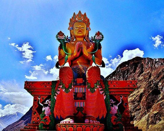 Deskit Monastery